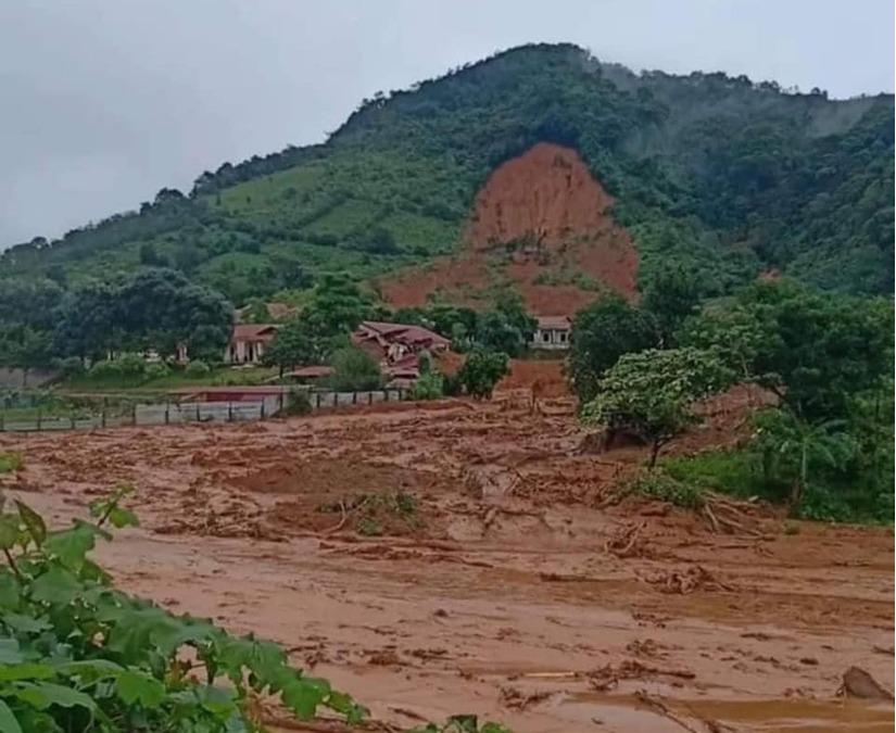 Quảng Trị: Công an xã hy sinh khi tìm kiếm người mất tích trong mưa lũ