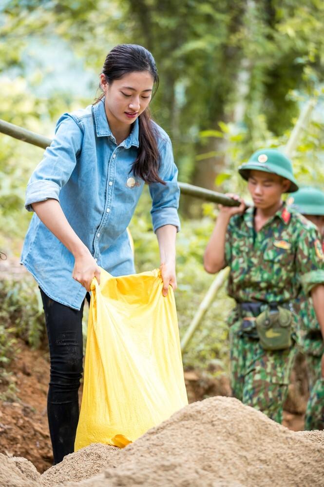 Tiểu Vy, Đỗ Mỹ Linh, Lương Thuỳ Linh sẽ lên đường cứu trợ các tỉnh miền Trung