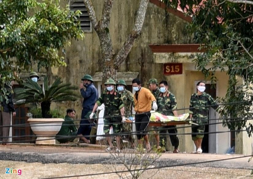 Tìm thấy 12 thi thể vụ sạt lở Đoàn 337 Quảng Trị, lệnh 2 trực thăng cứu nạn sẵn sàng