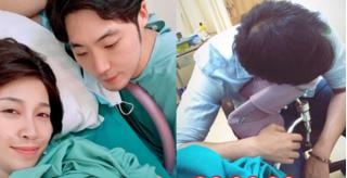 Pha Lê hạ sinh con gái đầu lòng, tiết lộ phản ứng đặc biệt của ông xã người Hàn