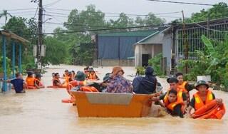 Xuất cấp 4.000 tấn gạo cứu đói người dân 4 tỉnh miền Trung