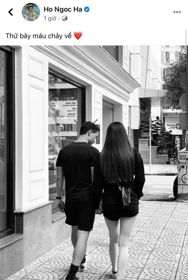Hé lộ loạt ảnh Hồ Ngọc Hà cùng Kim Lý đưa Subeo đi chơi