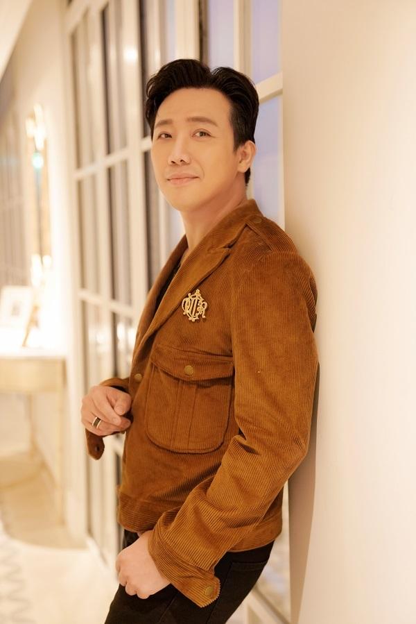 Trấn Thành chưa từng nghĩ sẽ cưới Hari Won làm vợ