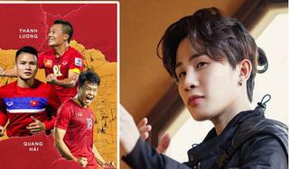 Quang Hải tham gia trận đấu đặc biệt cùng ca sỹ Jack