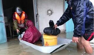 Hà Tĩnh ra lệnh di dời khẩn cấp 46.000 dân