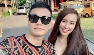 Khắc Việt vỡ òa khi vợ DJ hạ sinh đôi trai gái đầu lòng