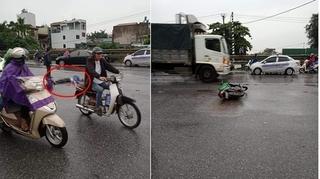 Hai xe máy đấu đầu, tài xế GrabBike tử vong tại chỗ