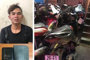 Thanh niên giả làm xe ôm công nghệ để cướp giật tài sản