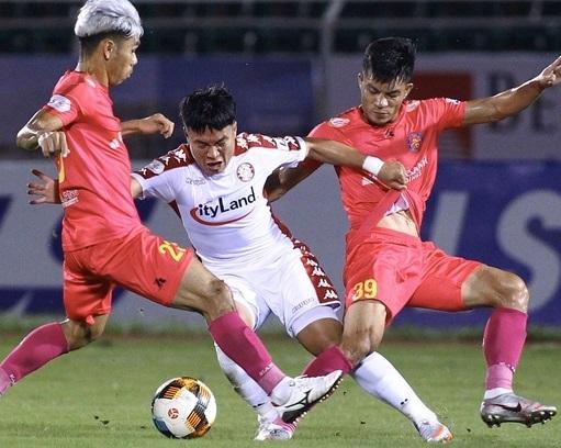 Sài Gòn FC và TP HCM hòa tẻ nhạt ở trận derby Sài thành