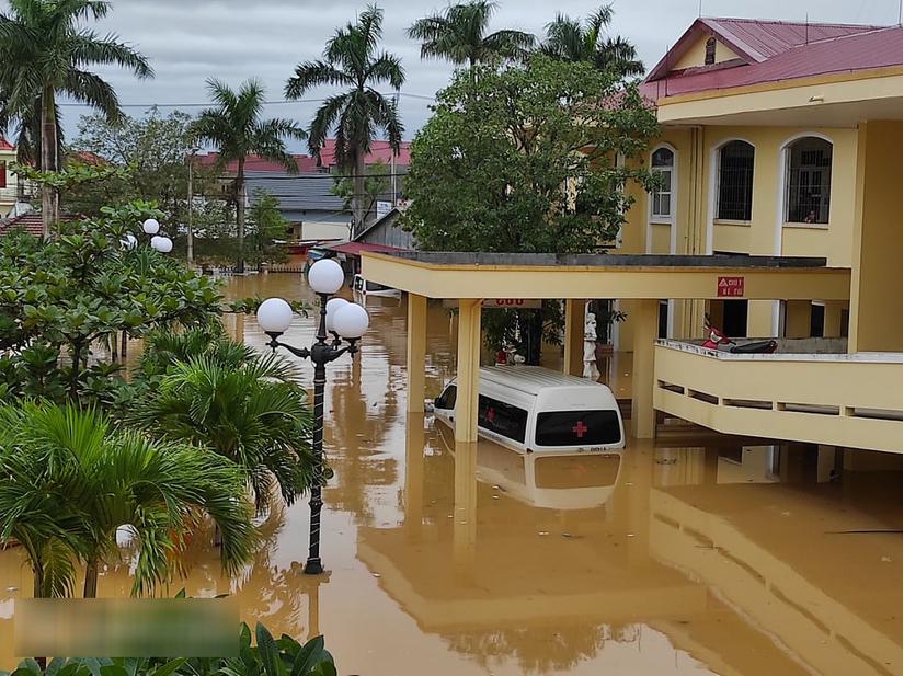 6 bệnh viện tuyến trên được huy động chi viện cho các tỉnh miền Trung