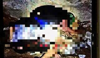 Phát hiện 2 thi thể nam giới nằm úp mặt dưới gầm cầu