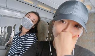 Lê Thúy chia sẻ về chuyến bay kinh hoàng khi đến Quảng Bình cứu trợ