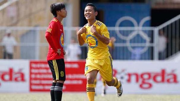 CLB SLNA mất hai hảo thủ ở trận gặp SHB Đà Nẵng