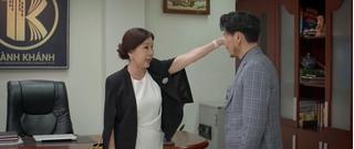 'Trói buộc yêu thương' tập 14: Biết Khánh qua lại với tình cũ, bà Lan thẳng tay xử lý