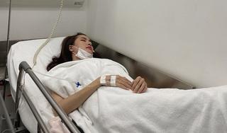 Hoa hậu Phan Thị Mơ nhập viện cấp cứu ngay sau buổi ra mắt phim mới