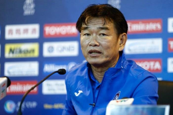 HLV Than Quảng Ninh tiến cử người cho ông Park