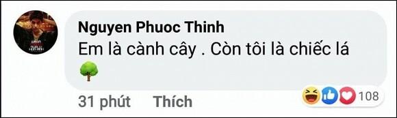 Nửa đêm, Noo Phước Thịnh lại 'thả thính' Mai Phương Thúy khiến fan phát sốt