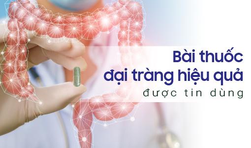 bài thuốc đại tràng