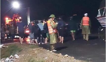 Một nam sinh ở Hà Tĩnh mất tích khi chèo bè chuối đi đánh cá