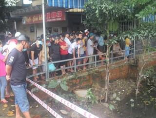 Sau 11 ngày mất tích, thi thể người phụ nữ được tìm thấy dưới cống thoát nước