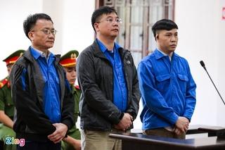 Tuyên y án cựu Trưởng phòng Khảo thí Sở GD&ĐT Hòa Bình 8 năm tù