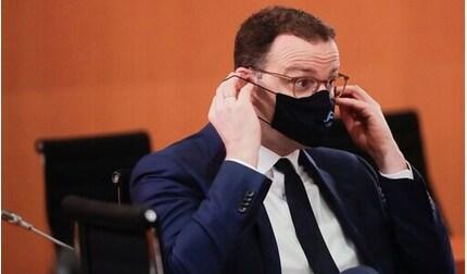 Bộ trưởng Y tế Đức mắc Covid-19 và đã được cách ly