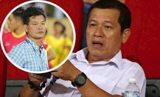 Ông Dương Văn Hiền: 'Các trọng tài hay mắc lỗi với đội Nam Định, cứ như có dớp'