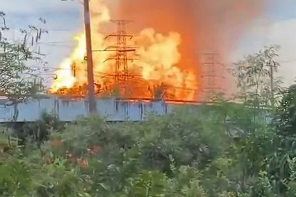 Nổ đường dẫn khí đốt ở Thái Lan, 3 người chết và 28 người bị thương