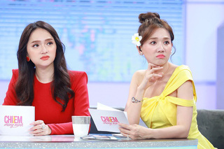 Hương Giang gây tranh cãi khi liên tục mặc lố trên sóng truyền hình