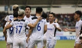 Lịch thi đấu vòng 4 lượt về V.League: Nam Định về đích?