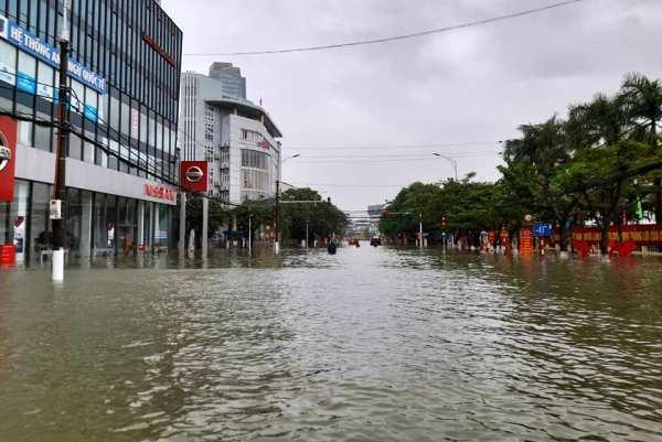 Một huyện của Hà Tĩnh thiệt hại hơn 1.100 tỷ đồng do trận mưa lũ lụt lịch sử