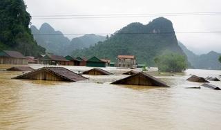 Học sinh Quảng Ngãi và Bình Định được nghỉ từ chiều nay (27/10) để tránh bão số 9