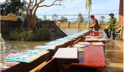Nhà xuất bản GDVN quyên góp 1 tỷ đồng ủng hộ đồng bào miền Trung