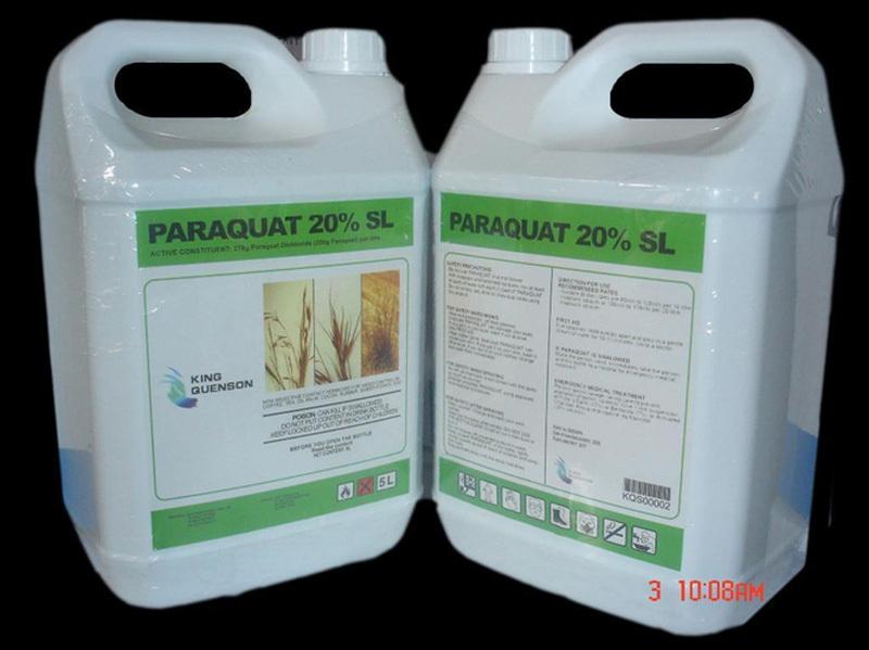 3 người nhập viện cấp cứu do bị ngộ độc thuốc diệt cỏ Paraquat