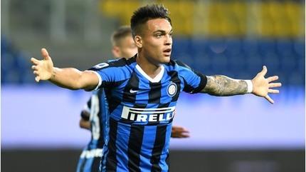 MU sẵn sàng chi 100 triệu euro cho tiền đạo của Inter Milan