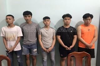 Nhóm thanh niên dùng kéo đâm chết người trong quán nhậu