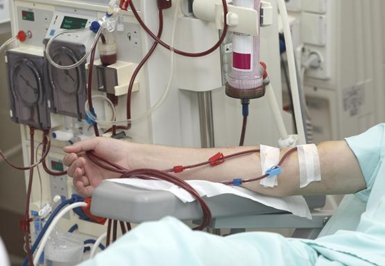 Việt Nam có khoảng 30.000 bệnh nhân suy thận cần lọc máu