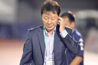 Hết cơ hội vô địch, HLV Chung Hae Seong hứa vẫn 'đá cống hiến' những trận cuối