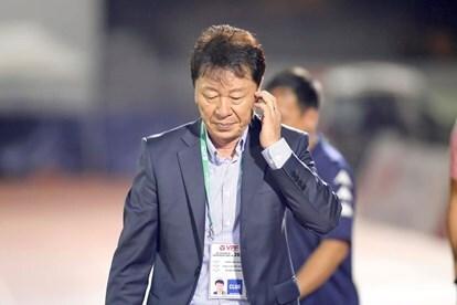 HLV Chung Hae Seong thừa nhận CLB TPHCM hết cơ hội ở V.League