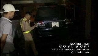 Phát hiện 2 tài xế dương tính với ma túy, điều khiển xe hết hạn kiểm định trên cao tốc