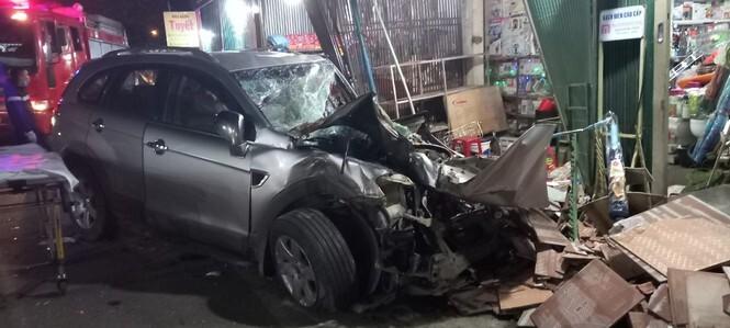 Tài xế vụ xe tải lao vào nhà dân khiến 3 người tử vong ở Quảng Ngãi ra đầu thú