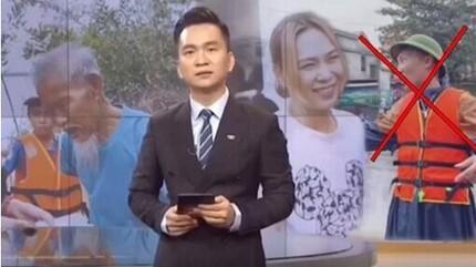 VTV làm việc với Cục An ninh mạng vụ Huấn 'Hoa Hồng' ghép video từ thiện
