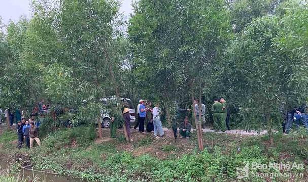 Nghệ An: Nam thanh niên tử vong trong rừng bên cạnh bao tải đựng chó