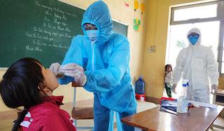 Quảng Ngãi cho học sinh nghỉ học để phòng tránh bệnh bạch hầu