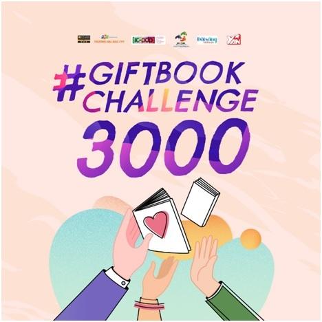 3000 cuốn sách, cùng sinh viên FPT lan tỏa tình thương
