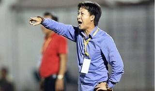 HLV CLB Quảng Nam nói về cơ hội trụ hạng của đội nhà và CLB Nam Định