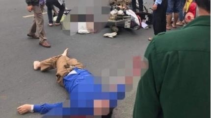 Tin tức tai nạn giao thông ngày 26/10: 2 xe máy đấu đầu trên QL6, 3 người thương vong