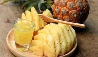 Ăn loại thực phẩm này cùng với dứa có thể gây kích ứng và ngộ độc