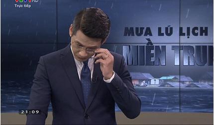 BTV Tuấn Dương nói gì sau 'sự cố' nén khóc, xin lỗi trên sóng trực tiếp VTV