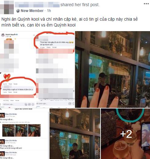 Lộ bằng chứng Nhân hẹn hò Quỳnh Kool, người trong cuộc lên tiếng